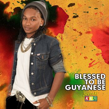 Blessed to Be Guyanese cover