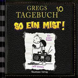 Gregs Tagebuch, Folge 10: So ein Mist! Audiobook
