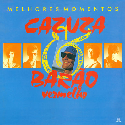Baixar CD Melhores Momentos – Cazuza, Barão Vermelho (1989) Grátis
