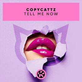 Album cover of Tell Me Now