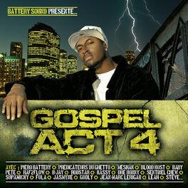 Album cover of Gospel Act 4