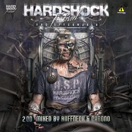 Album cover of Hardshock 2015 Mixed by Ruffneck & Chrono(Mixed)