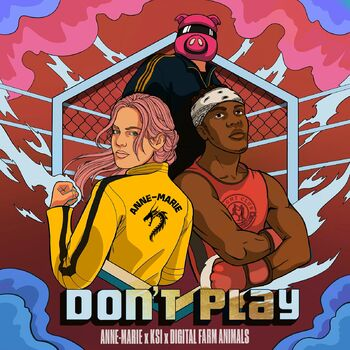 Don't Play cover