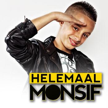 Helemaal (feat. Brahim Fouradi) (Single Edit) cover