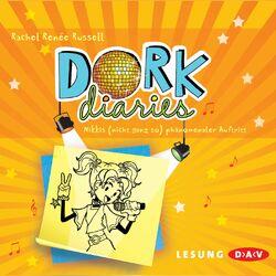 Dork Diaries - Nikkis [nicht ganz so] phänomenaler Auftritt Hörbuch kostenlos