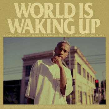 World Is Waking Up cover