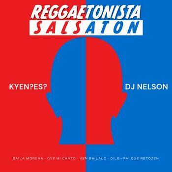 Reggaetonista Salsaton (Baila Morena/Oye Mi Canto/Ven Bailalo/Dile/Pa Que Retozen) cover