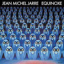 Pochette de l'album Equinoxe