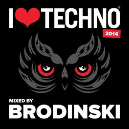 Album cover of I Love Techno 2014