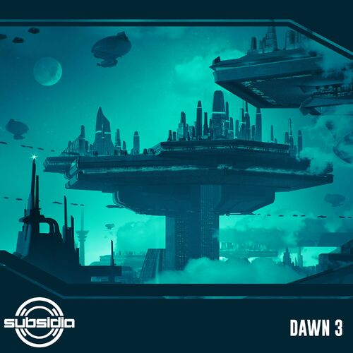 Excision - Subsidia Dawn: Vol. 3 (SUB173)