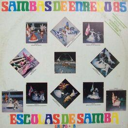 Album cover of Sambas de Enredo 85 - Escolas de Samba Grupo 1b