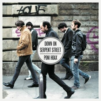 Down on Serpent Street cover