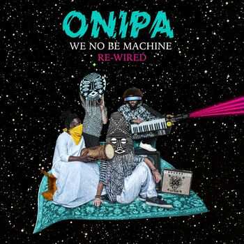We No Be Machine cover