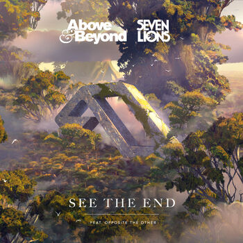 See The End cover