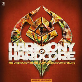 Album cover of Harmony of Hardcore 2018