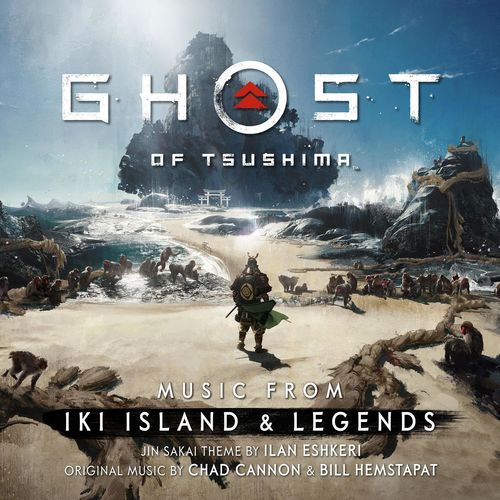 Ghost of Tsushima  Iki Island and Legends  [MP3 320 Kbs] [2021]