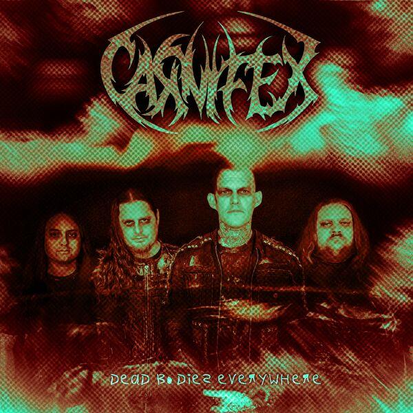 Carnifex - Dead Bodies Everywhere [single] (2021)
