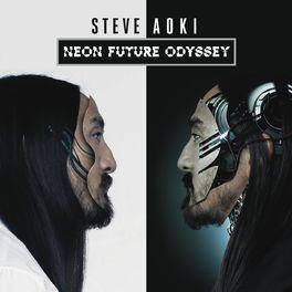 Album cover of Neon Future Odyssey