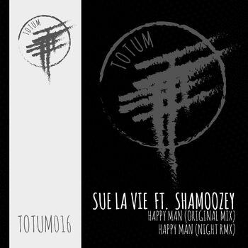 Happy Man (feat. SHAMOOZEY) cover