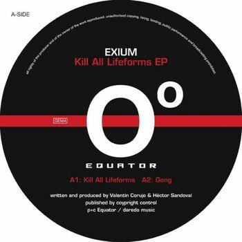 Kill All Lifeforms cover