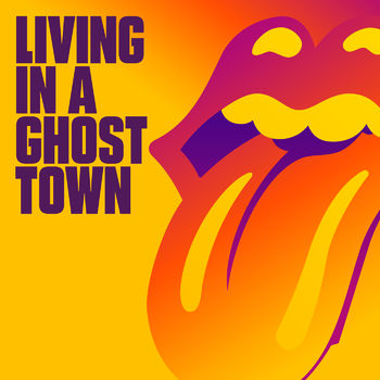 Living In A Ghost Town cover
