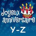 Joyeux Anniversaire Joyeux Anniversaire Yann A Ecouter Sur Deezer