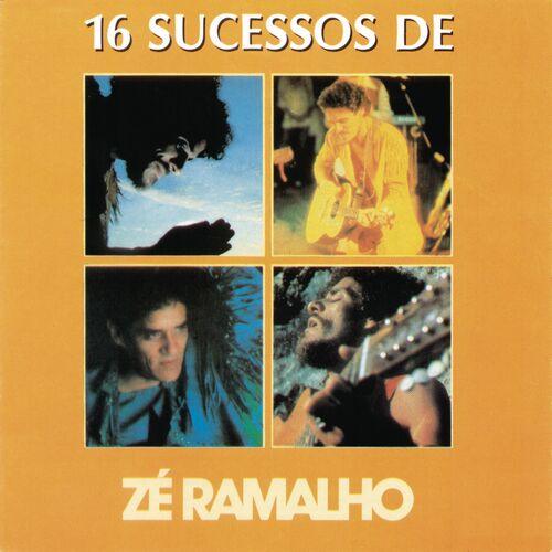 Baixar CD 16 Sucessos De Zé Ramalho – Ze Ramalho (1988) Grátis
