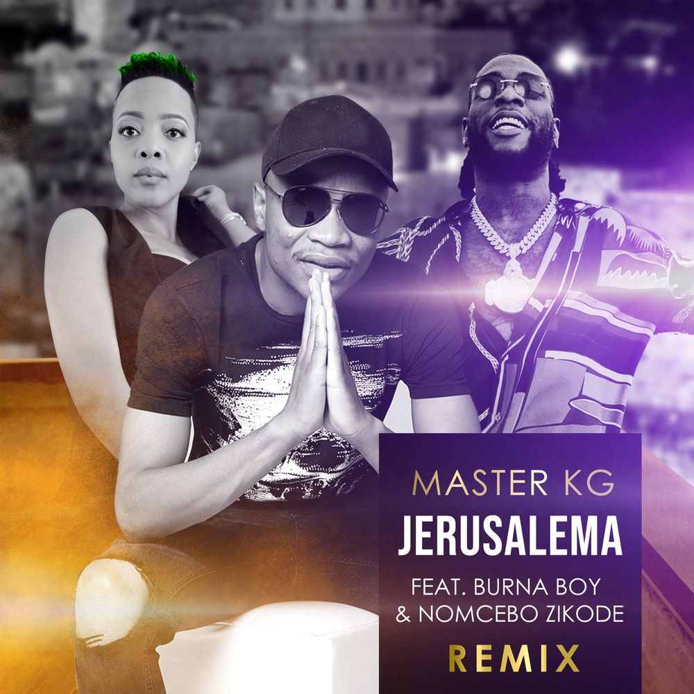 Jerusalema (feat. Nomcebo Zikode) (Edit)