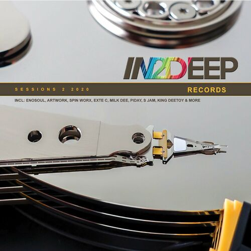 Various – In2deep Records Sessions 2 [IN2DEEP RECORDS]