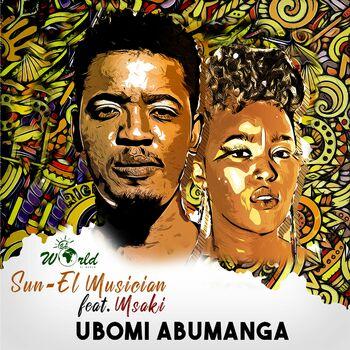 Ubomi Abumanga cover