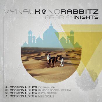Arabian Nights cover