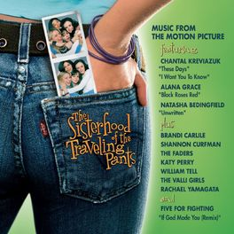 Album cover of The Sisterhood Of The Traveling Pants - Music From The Motion Picture