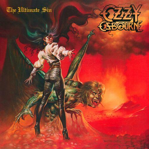Baixar CD The Ultimate Sin – Ozzy Osbourne (1995) Grátis