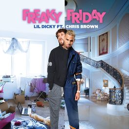 Album cover of Freaky Friday (feat. Chris Brown)
