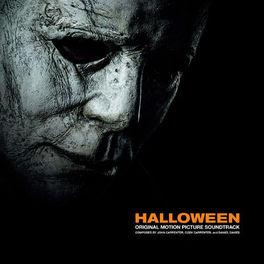 Album cover of Halloween (Original 2018 Motion Picture Soundtrack)