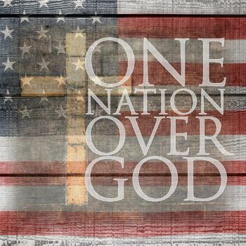 One Nation Over God cover