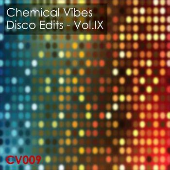 Disco Edits - Vol.IX cover