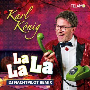 La La La cover