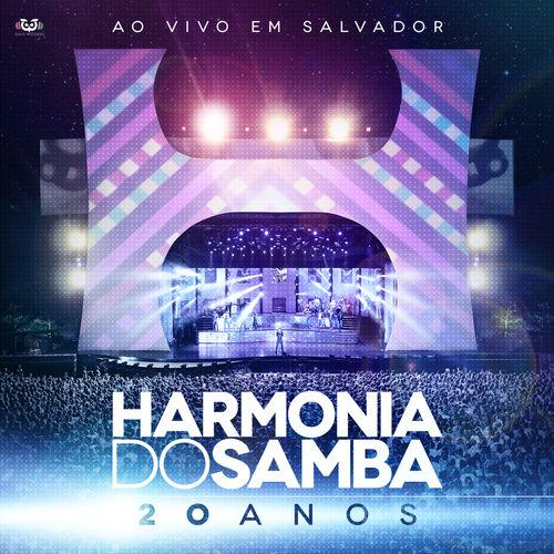 Baixar CD Harmonia Do Samba 20 Anos – Harmonia Do Samba (2013) Grátis