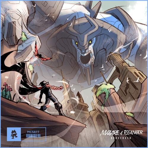 Mazare - Berserker [Single] 2019
