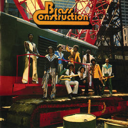 Album cover of Brass Construction