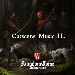 Album cover of Cutscene Music II. (Kingdom Come: Deliverance Original Soundtrack)