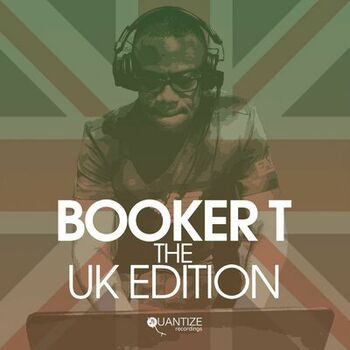 Quintessential Sessions: Booker T - The U.K. Edition cover