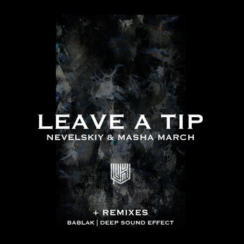 Leave a tip cover