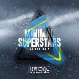 Album cover of Minimal Superstars (50 For DJ's)