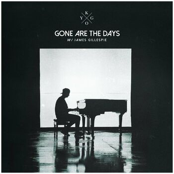 Gone Are The Days (feat. James Gillespie) cover