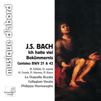 Cantate, BWV 21: Aria (soprano)