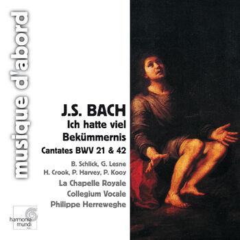 Cantate, BWV 21: Aria (ténor)
