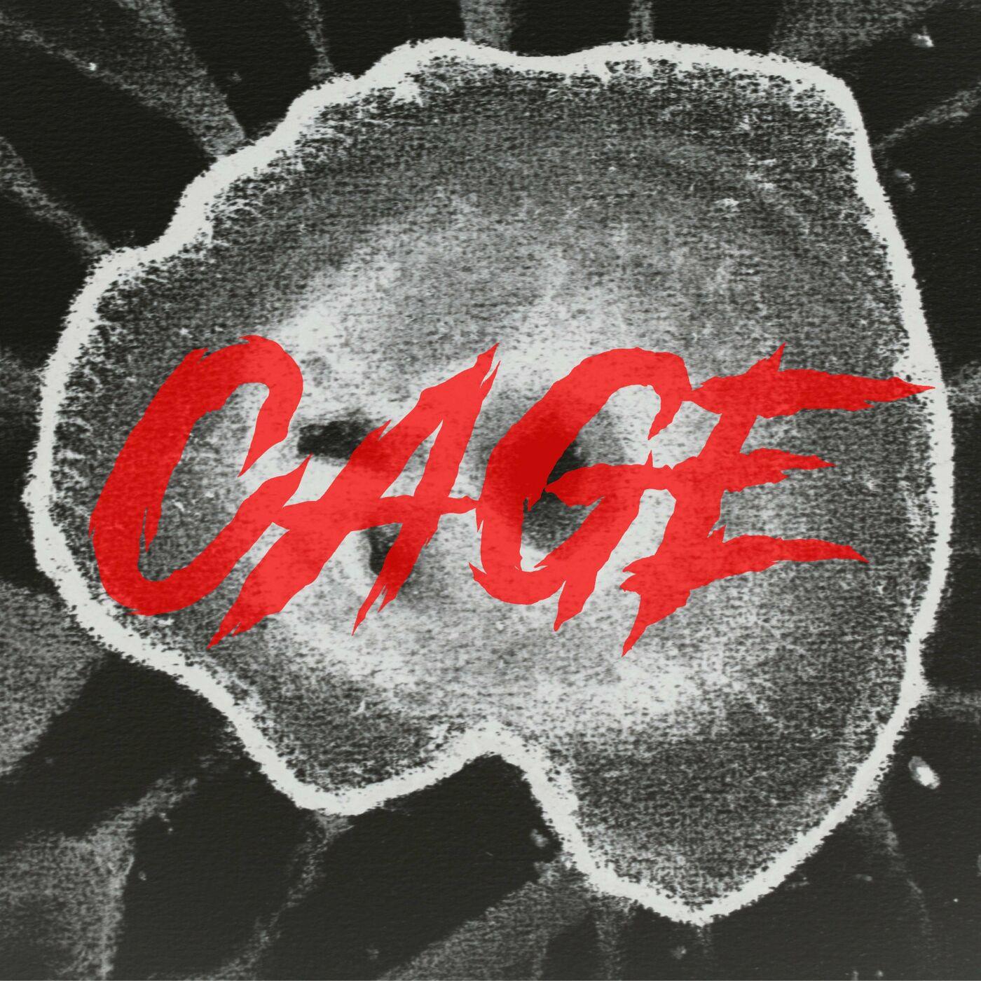 Ice Sealed Eyes - Cage [single] (2021)