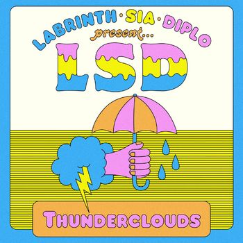 Thunderclouds (feat. Sia, Diplo & Labrinth) cover
